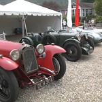 Lime Rock Vintage Races 2011