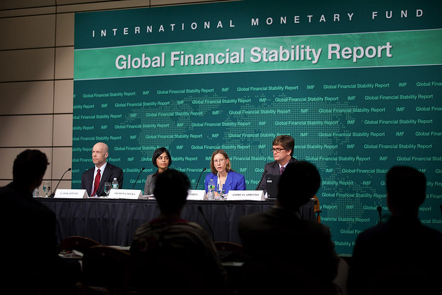 Global Financial Stability Report Analytical Chapters ...