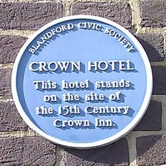 Photo of Blue plaque № 7391