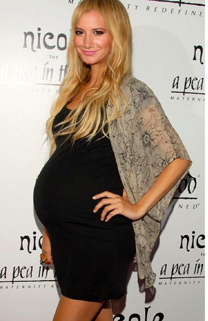 Ashley Is Pregnant 16
