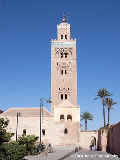 Koutoubia Mosque Marrakesh