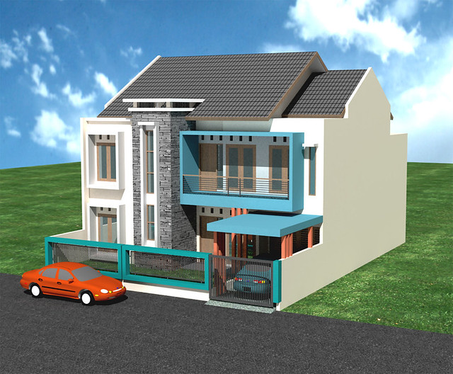 Desain Rumah Minimalis Depok