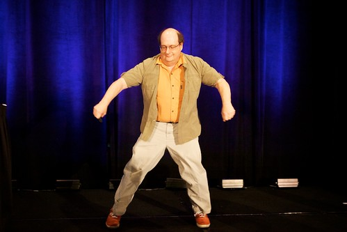 Jared Spool Dances to Beyonce!
