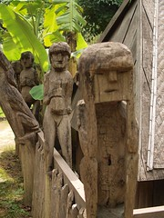 carving, art, chainsaw carving, temple, wood, sculpture,