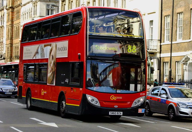SN60BZA E129 go-ahead london