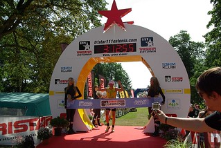 Finish Line TriStar111 Estonia 2010