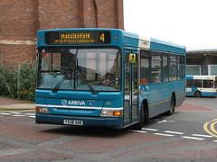 Arriva Dennis Dart SLF 858.T528AOB - Macclesfield by dwb photos