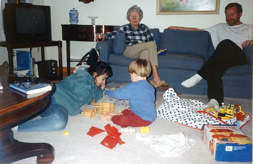 1993 11 Thanksgiving Cape Cod 878