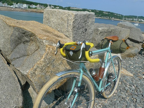 Surly Cross Check, Rockport MA