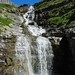 Waterfall, Going-to-the-Sun Road