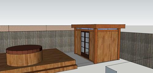 shed in situ