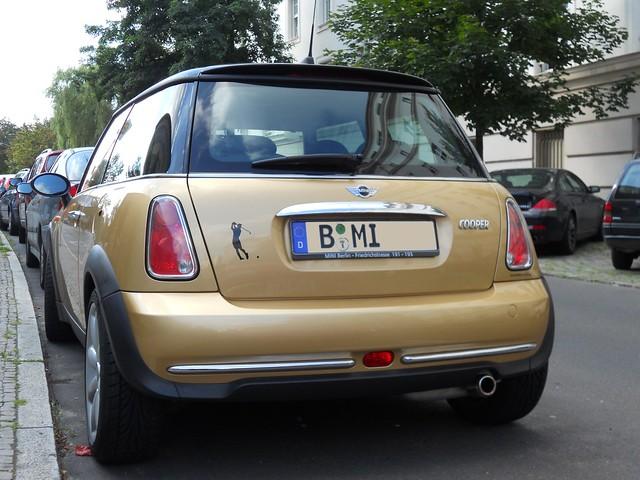 Mini Cooper (2001-2006)
