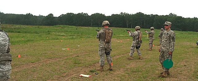 Marksmanship tournament attracts best shooters in Minnesota National Guard