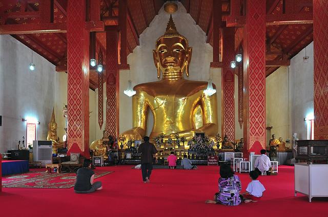 Wat Sri Khom Kham (Phayao)