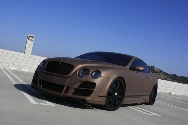 Weirdest Bentley GT