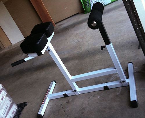 Gym Equipment, Practically prestine!