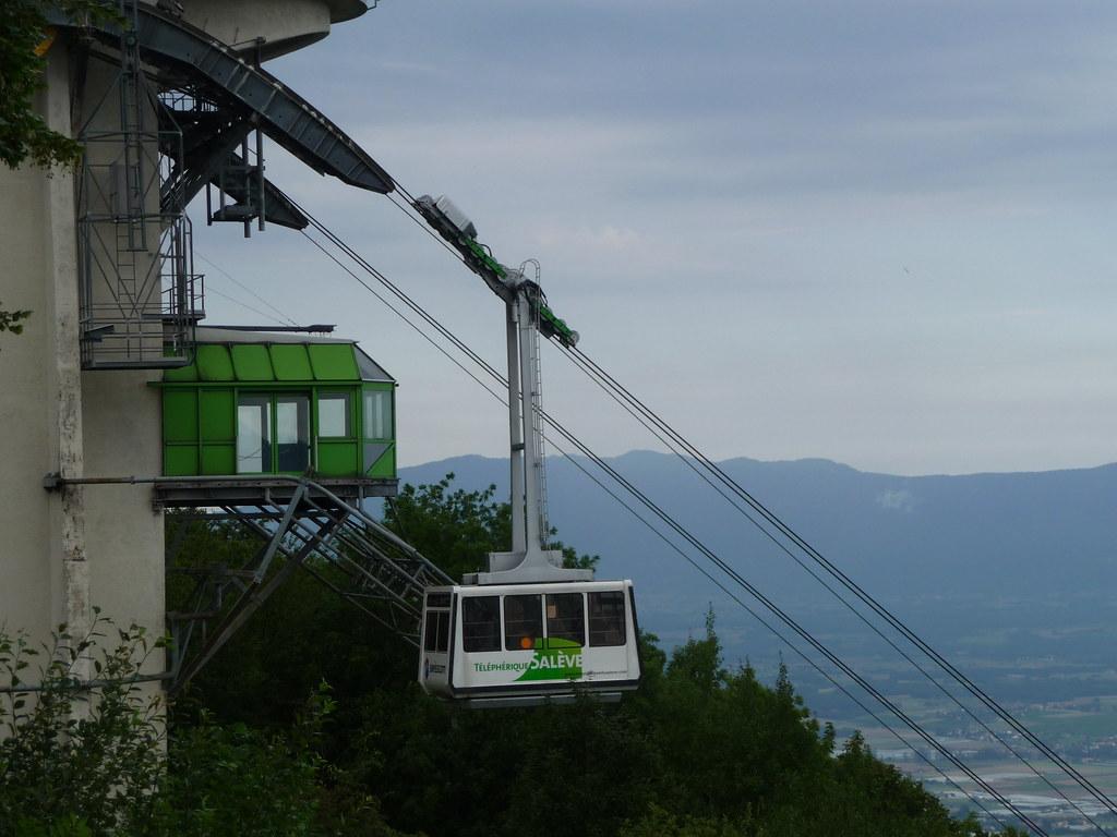 Mont Saleve que ver en ginebra