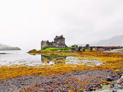 Eilean Donan,The most Iconic image of Scotland by PMacR