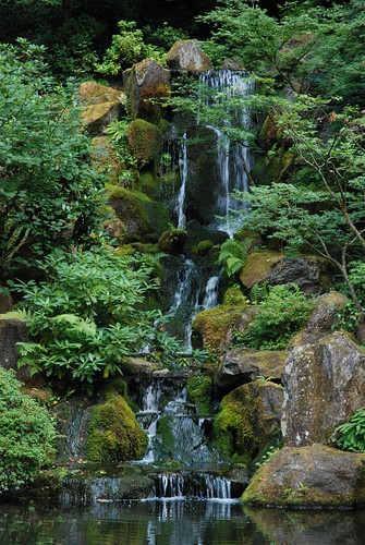 Free Admission At The Portland Japanese Garden February 20 2012 Your Destination Guide To