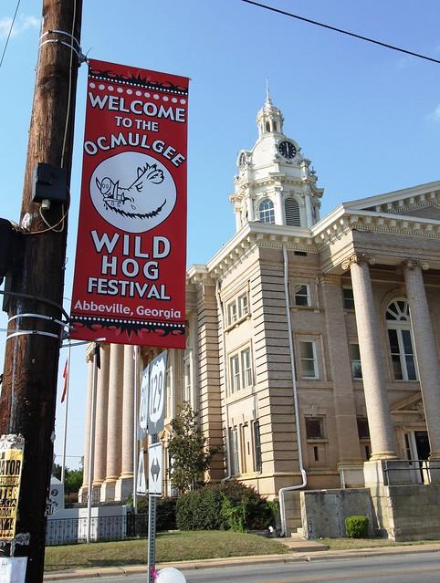 Wild Hog Festival Craft Fair