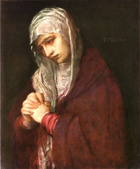 Mater Dolorosa, by Titian