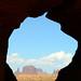Window of Monument Valley DSC_0039m