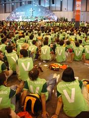 Encuentro de Voluntarios en IFEMA