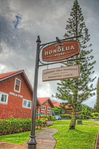 Honolua Store in Kapalua