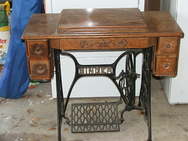 antique sewing machine price