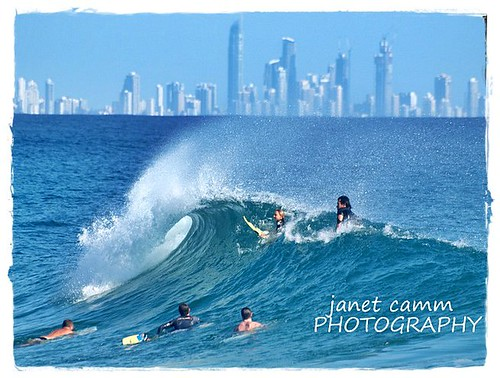 Snapper Rocks, image by Janet Camm https://www.facebook.com/pages/Janet-Camm-Photography/284395147537