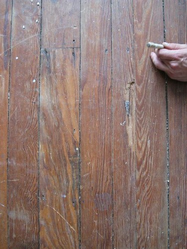 How to refinish a hardwood floor the complete manifesto for Refinishing painted hardwood floors