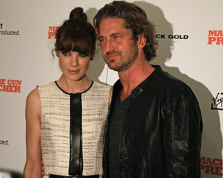 Michelle Monaghan-and-Gerard-Butler | by Explorations Media, LLC
