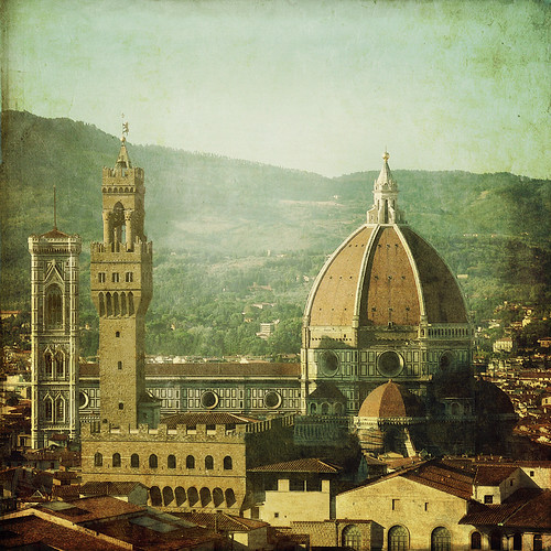 square florence hills campanile textures tuscany duomo brunelleschi giotto palazzovecchio edwardmorganforster magicunicornverybest magicunicornmasterpiece flypapertextures