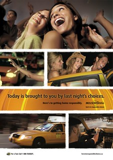 Molson Coors Responsible Choices Poster Party_Eng_19x27 | by Molson Coors Canada