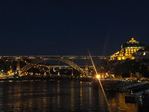 Porto vista da Gaia (dal Monastero della Serra do Pilar)