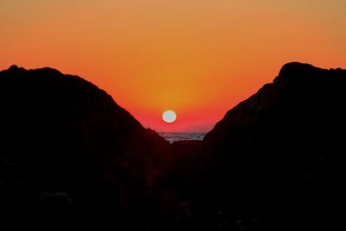 travel sunset red sea sun beach stone canon israel rocks 7d haifa hdr mediterraneansea