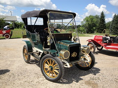 06 REO Model A Touring