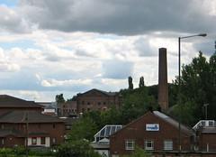 Kidderminster, Worcestershire, June 2011