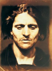 Iago, Study from an Italian, 1867, by Julia Margaret Cameron