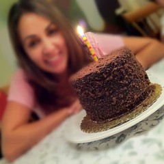 Epicure Blackout Cake for my birthday