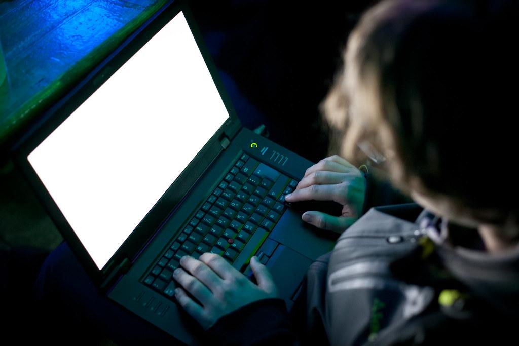 Hacking...