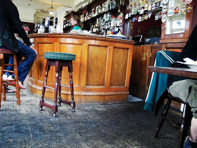 Bar, Earl Ferrers Public House, Streatham