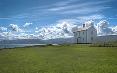 The House at Penmon Point