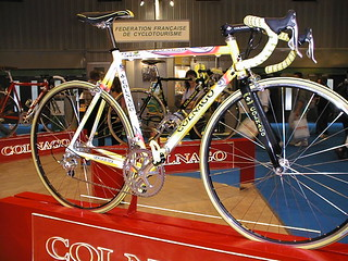 Colnago road-racing bicycles
