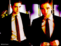 "Robert Pattinson - Stewart Shining Photo Shoot ""Dark Light"""