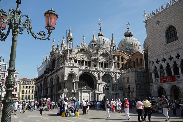 Basilica di San Marco 聖馬可教堂
