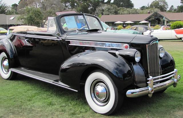 1940 Packard 120 Convertible   Flickr - Photo Sharing!