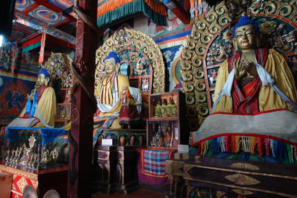 Representaciones de Buddha erdene zuu, el inicio sagrado del imperio mongol - 6059008281 1cb677e75c o - Erdene Zuu, el inicio sagrado del imperio Mongol
