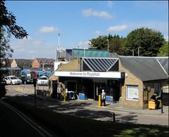 Royston Station