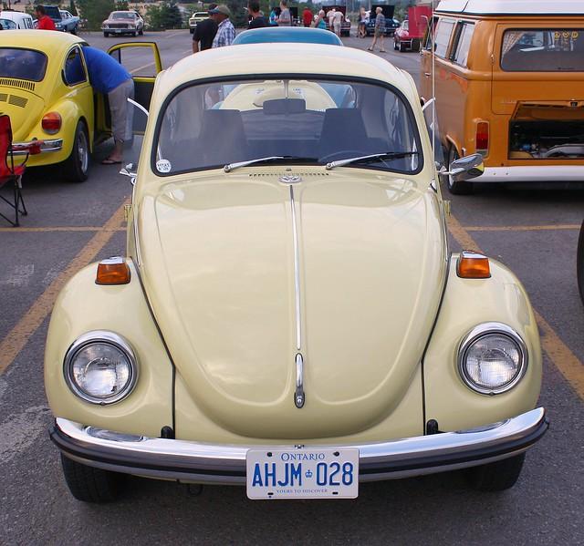 Tires 1971 Volkswagen Beetle